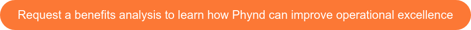 Request a benefits analysis to learn how Phynd can improve operational  excellence